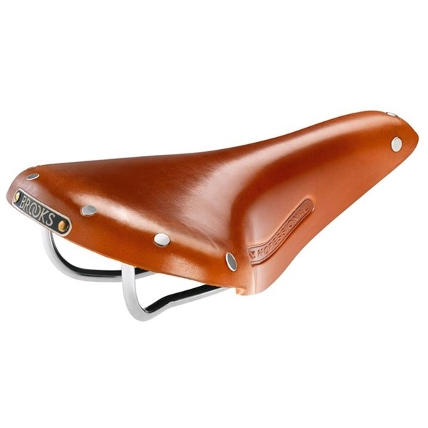 Selle Brooks Team Pro Classic Miel