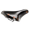 Selle Team Pro  S Chrome femme 176*242 mm