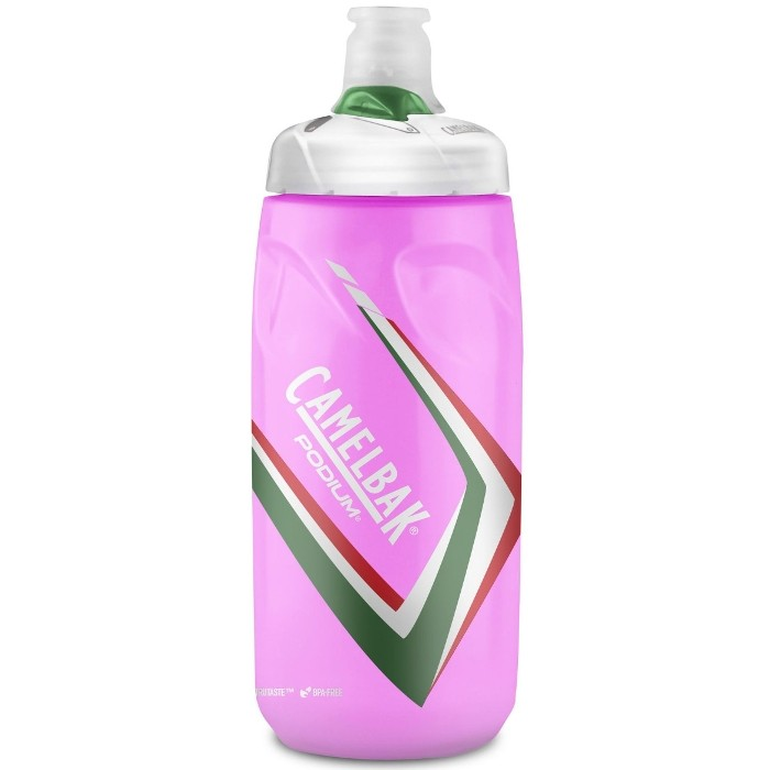 Bidon Camelbak Podium International Race 710 ml - Rose Giro