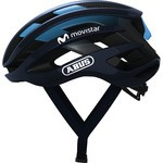 Casque Abus Air Breaker Movistar