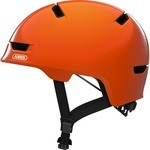 Casque Abus Scraper Kid 3.0 Orange brillant