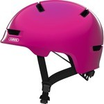 Casque Abus Scraper Kid 3.0 Rose brillant