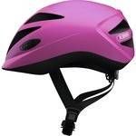 Casque Abus Hubble 1.1 Rose brillant