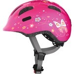 Casque Abus Smiley 2.0 Rose butterfly
