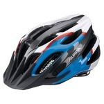 Casque Alpina FB Junior 2.0 Flash - Gris/Bleu/Rouge/Blanc