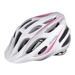 Casque Alpina FB Junior 2.0 Flash - Blanc/Rose
