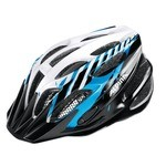 Casque Alpina FB Junior 2.0 Flash - Noir/Blanc/Bleu