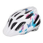 Casque Alpina FB Junior 2.0 - Blanc Papillon