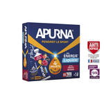 Gel Energie LIQUIDE Apurna Fruits Rouges - Etui 5x35g