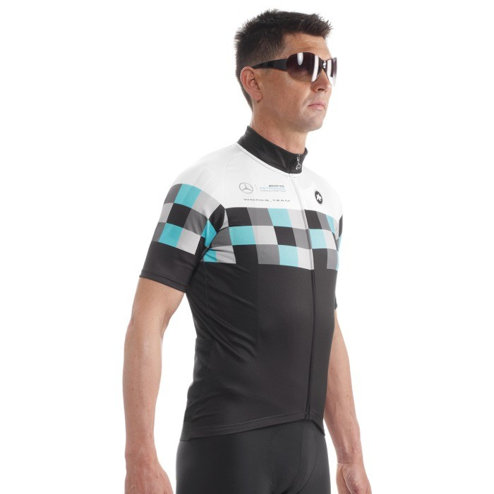 Maillot Assos SS.Works_TeamJersey_evo8