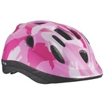 "Casque vélo BBB ""Boogy"" BHE-37 - Camouflage Rose"