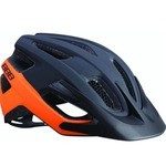 Casque vélo BBB Kite - Noir Mat/Orange