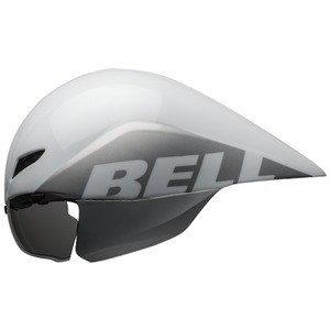 Casque Bell Javelin - Blanc/Argent