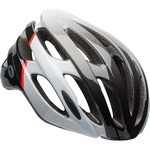 Casque Bell Falcon MIPS - Blanc Glossy/Noir/Rouge