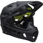 Casque Bell Super DH MIPS - Noir Mat/Brillant