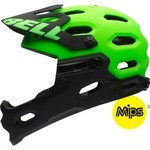 Casque Bell Super 2R MIPS - Kryptonite Mat