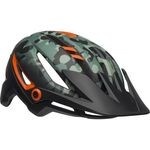 Casque Bell Sixer MIPS - Camouflage/Orange
