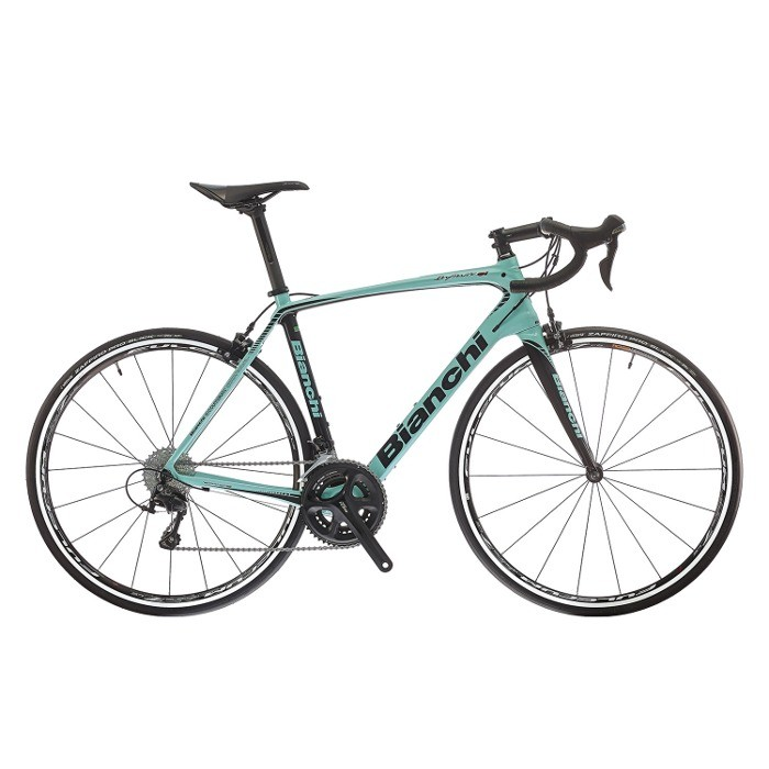 v 233 lo route bianchi infinito cv shimano 105 5800 2 x 11 2018 xxcycle