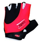 Bicycle Line Gants Femme LADY PLUS Rouge