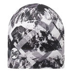 MICROFIBER REVERSIBLE HAT BUFF MOUNTAINTOP GREY - BLACK Adult
