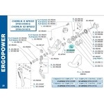 Ressort Ergopower Campagnolo - EC-RE209