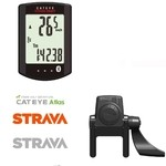 Compteur Cateye Strada Smart Cadence CC-RD500B - Bluetooth