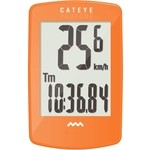 Compteur Cateye Padrone CC-PA 100 W -  Orange
