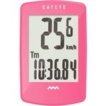 Compteur Cateye Padrone CC-PA 100 W - Rose