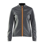 Veste de pluie Craft Rime - Gris/Orange