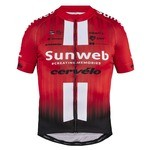 Maillot Homme Craft Replica Sunweb - Rouge