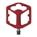 Pédales Crank Brothers Stamp 2 Small - Rouge