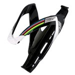 Porte-bidon Elite Custom Race World Champion - Noir Glossy