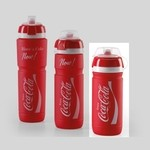 Bidon Elite Corsa Coca-cola 550 ml - Rouge