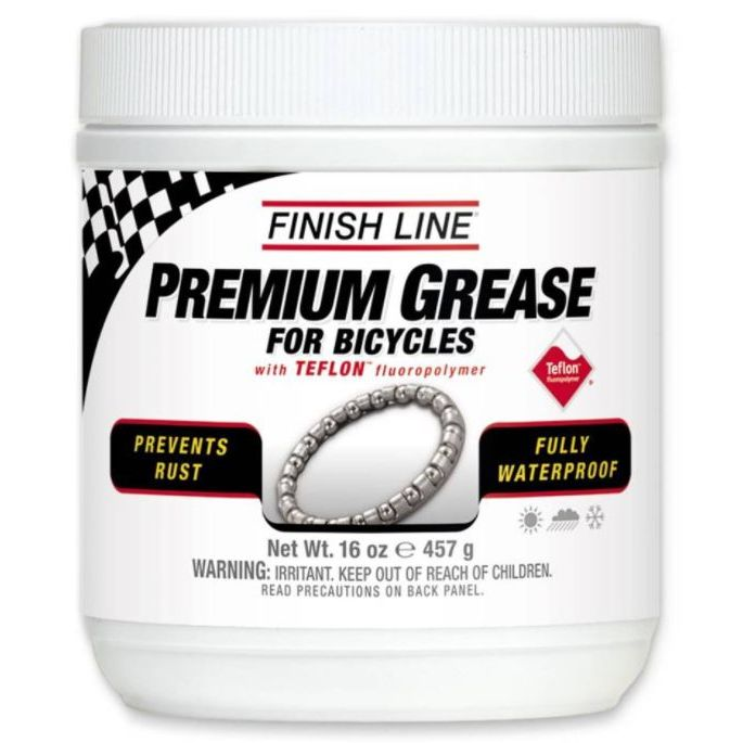 Graisse Finish Line Premium Synthetic Teflon - 450 gr