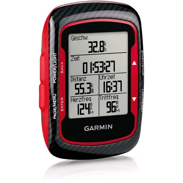 garmin edge 500 rojo