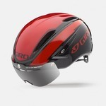 Casque Giro Air Attack Shield - Rouge/Noir
