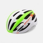 Casque Giro Foray 2016 - Blanc Mat / Vert / Orange