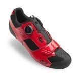 Chaussures Giro Trans Boa - Rouge/Noir