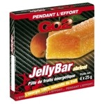 Pâte de fruit GO2  Jelly Bar Abricot - 4 x 25 g