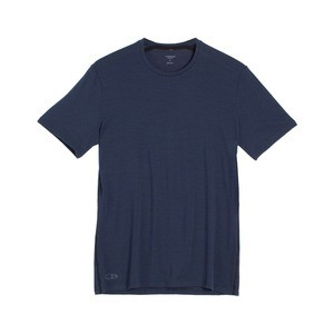 Tricot Icebreaker Anatomica Short Sleeve Crewe 103033 - Admiral