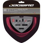 kit Câblerie Dérailleur Jagwire Road Elite Link Shift RCK553 - Rouge