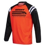 Maillot Kenny Track Raw Orange