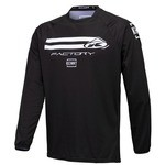 Maillot Enduro/Free-Ride Kenny Factory Noir