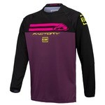 Maillot Enduro/Free-Ride Kenny Factory Violet