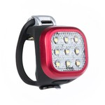 Lampe Knog Blinder Mini Niner - Rouge