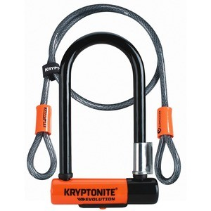 Antivol en U Kryptonite Evolution Mini 7 Flex - [178 mm]