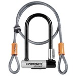 Cadenas Kryptonite KryptoLok Mini-7 et Cable Double Boucle Kryptoflex