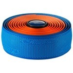 Guidoline Lizard Skins DSP Dual Tape 2.5 - Bleu Cobalt/Orange