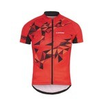 Maillot Look Pulse - Noir/Rouge