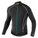 Mavic Maillot Manches Longues Thermo Cosmic Elite Noire